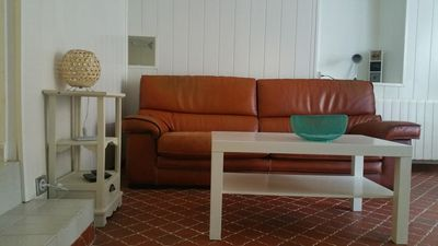 Photo for Apartment type F2 with 1 bedroom and a living room, adjoining courtyard.