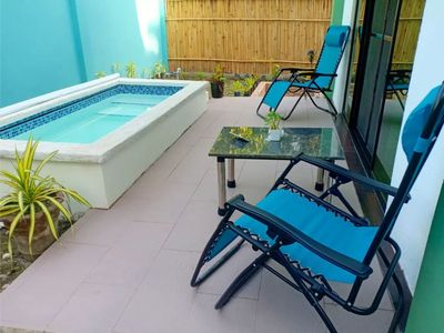 Photo for Chez Mélanie - space, privacy and comfort at Mt. Talinis Valencia Dumaguete