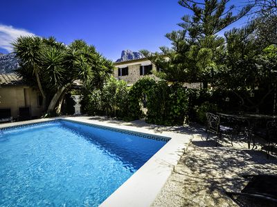 Photo for Uniquely Flexible, Quality Finish Finca for 6-14, Walking Distance to Soller Sq.