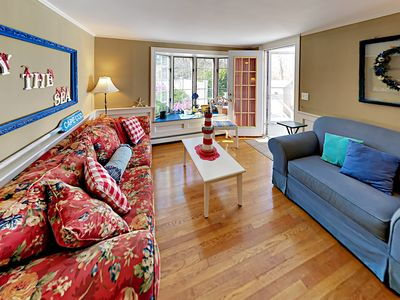 Sitting Room - Welcome to West Dennis! This charming home is professionally managed by TurnKey Vacation Rentals.