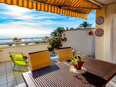 Photo for 1BR Apartment Vacation Rental in Cubelles