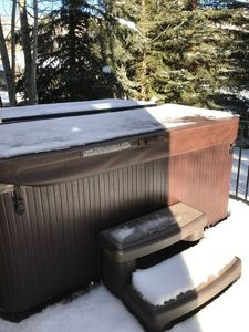 Photo for Social Distancing at its finest!  Hot Tub!  Quiet neighborhood...lots to do!