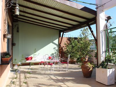 Photo for Stella Maris apartment, spacious, bright, with large terrace