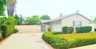 Photo for Pool Home 35 minutes from LAX airport