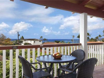 Photo for Poipu Stunning Ocean Views with Two Master Suites *Nihi Kai Villas 520*