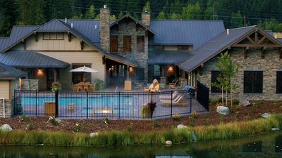 Photo for Home Away From Home In Whitefish, Montana - Discounted Rates Sept-Dec