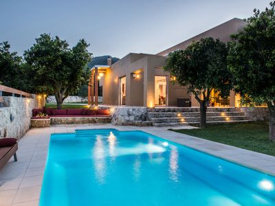 Photo for Beautiful 3 bdrms villa with pool & garden*contact for our limited time specials