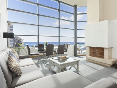 Photo for 252 Exclusive Beachfront Penthouse w/ Pool I