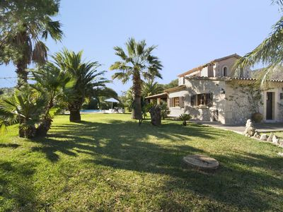 Photo for Wonderful house, located in one of the areas most exclusive Pollença