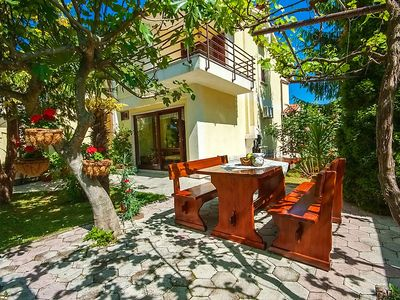 Photo for Holiday house Vinez for 6 persons with 2 bedrooms - Holiday house