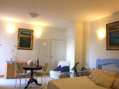 Photo for Studio Apartment Third Floor Tuscany Coast   Castagneto M is a comfortably furnished studio apartment