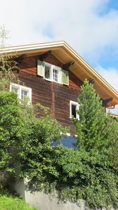 Photo for 2BR Farmhouse Vacation Rental in Castiel, Schanfigg