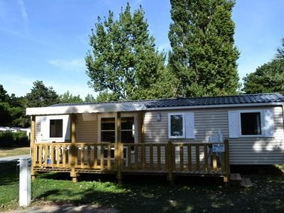 Photo for Camping Le Domaine de Beaulieu **** - Mobil Home 5 Rooms 10 People