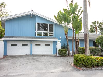 Photo for NEW LISTING! Beachside home w/ great location steps away from the sand
