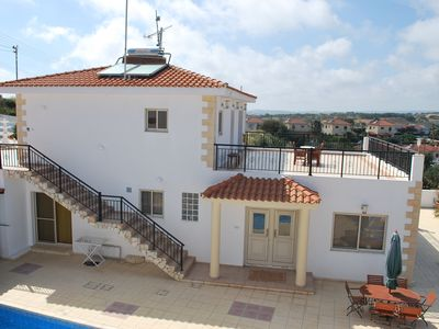 Photo for Detached Villa With Private Pool And Outstanding Views