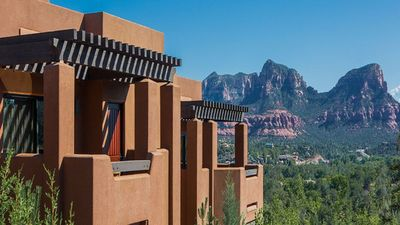 Photo for Hyatt Residence Club Sedona, Piñon Pointe (Studio in Uptown)