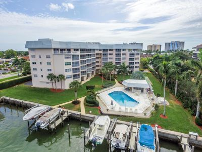 Photo for Rare 3 Bedroom, Long Wide Views of Clam Bay in the heart of Marco Island!