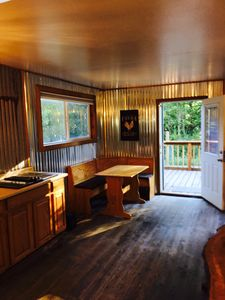 Photo for 1BR Cabin Vacation Rental in Days Creek, Oregon