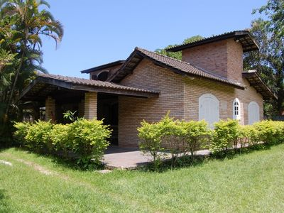 Photo for Comfortable beach house, great accommodation and extensive leisure area