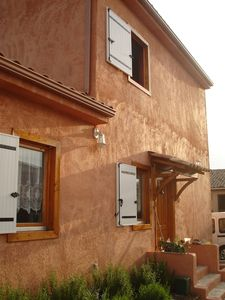 Photo for VILLA IN TIMBER FRAME ..  2 STEPS FROM THE SEA .. 2 STEPS OF THE HILL ..
