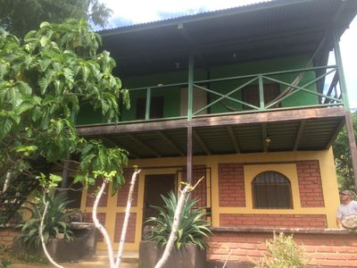 Photo for Charming Nica Casita w/ Upstairs Bungalow-Beautiful Ocean View