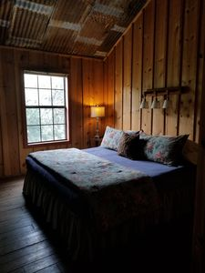 Photo for Clean & Cozy Cabin Nestled in a Valley Near Lost Maples SNA & Garner State Park