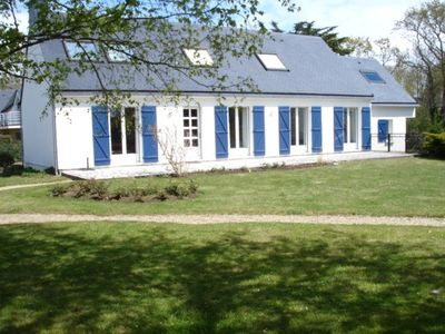 Photo for Detached house on enclosed land of 1700 m² in Saint-Gildas-de-Rhuys