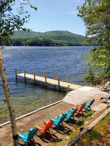 Photo for Beautiful Lake Winnipesaukee Waterfront!