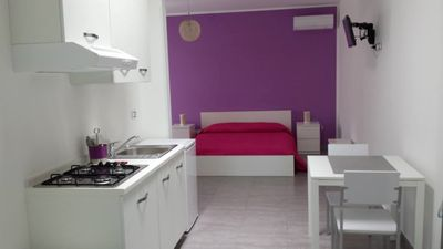 Photo for Near Otranto: Purple studio