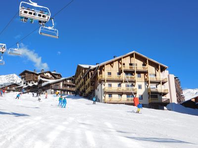 Photo for Apartment Fairfield with Ski-in/Ski-out