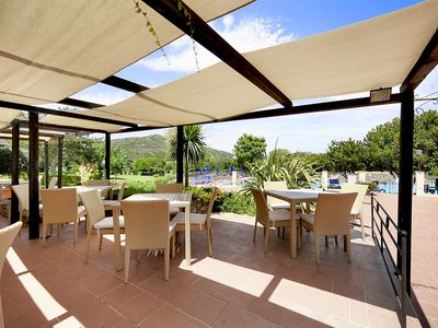 Photo for Porto Rotondo - Gulf of Marinella - Bilocale Colonna Beach Residence
