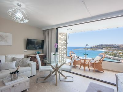 Photo for Wake up to Gorgeous Ocean Views from this Chic Apartment