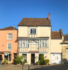 Photo for Quirky, Spacious 'Old Angel' House In Medieval Village Square