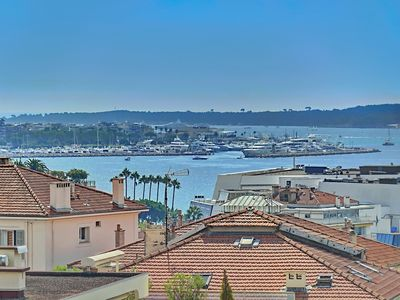 Photo for IMMOGROOM - Terrace - Bright - Heart of Cannes - Parking - CONGRESS/BEACHES