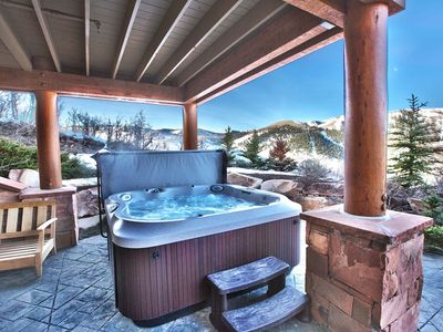 Photo for Premier Park City Lodge w/Hot tub & pool table-2 min. 2 Main Street, PC Ski Lift, and Deer Valley