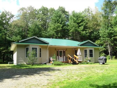Photo for Lovely recently built ranch with central air only 15 minutes to ballparks.