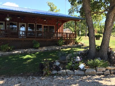 Photo for Cozy Cabin-Rock Creek Cove-Table Rock Lake-Close To Big M & Eagle Rock Marina