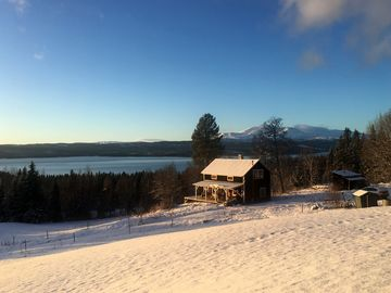 Beautiful house with the best view of Åreskutan