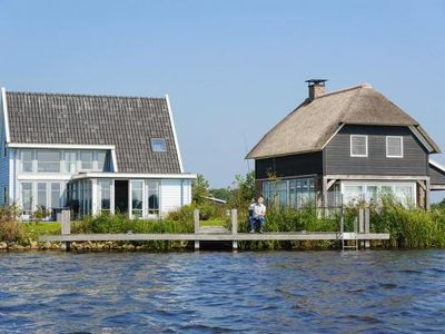 Photo for Holiday park Bodelaeke, Giethoorn  in Um Giethoorn - 8 persons, 4 bedrooms