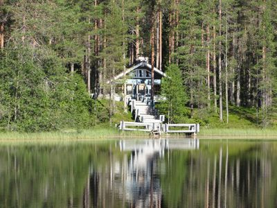 Photo for Vacation home Auringonnousu (FIL152) in Taivalkoski - 7 persons, 2 bedrooms