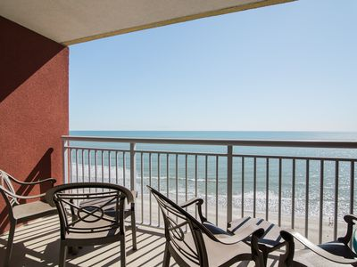 LAST MINUTE RATE ,Direct Oceanfront 2BR/2BA,Spacious,Sleeps 8, central location