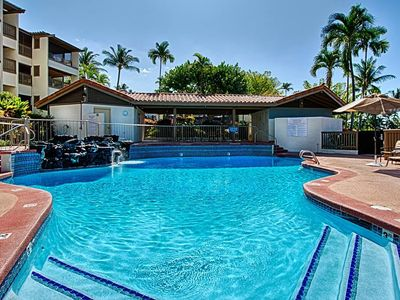 Photo for 5 Star resort located on a beautiful golf course just outside of Kona.