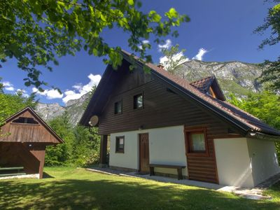 Photo for Apartment 300 m from Lake Bohinj at the edge of Triglav national park