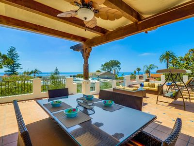 Photo for New listing! La Jolla home with a rooftop deck, coastal panoramic views!