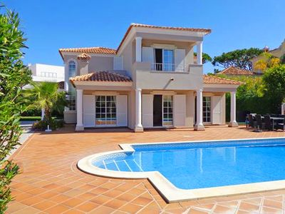 Photo for Varandas do Lago villa with private pool, WiFi and air-conditioning T110