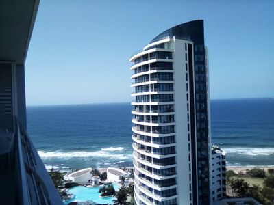Photo for Luxury pearls of Umhlanga holiday apartment... OCEAN VIEW!!!