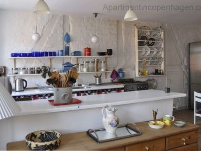 Photo for City Apartment in Copenhagen with 1 bedrooms sleeps 3
