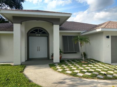 Photo for Beautiful All new ! 5 min to the Beach  in front of Kasey Key.
