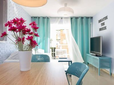 Photo for Holiday apartment Benalmádena for 2 persons with 1 bedroom - Holiday apartment