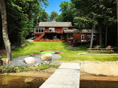 Photo for Family Friendly Cottage in beautiful, Bala Ontario